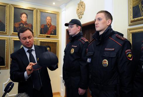 образцы формы сотрудника полиции фото