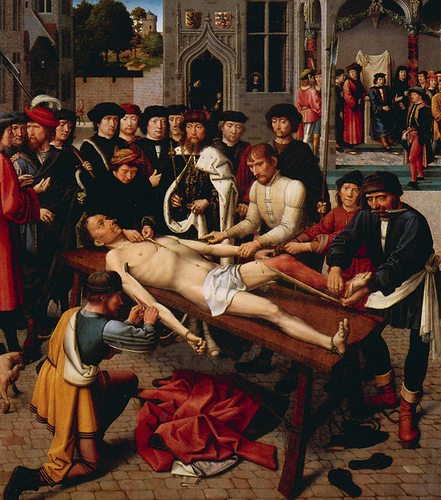 capital punishment the violence and injustice of man Thus murder shows contempt for god as well as for one's fellow man did the coming of christ end capital punishment the fact that ignorance and injustice.