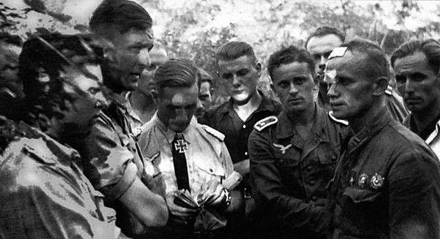 Генералы попавшие в плен к фашистам