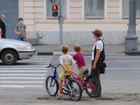 ГИБДД заботится о безопасном поведении детей на дорогах