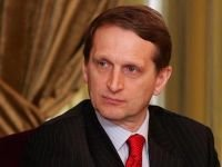 Нарышкин не исключает отказа от плоской шкалы подоходного налога