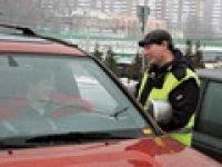 ГИБДД города не в силах справиться со стихийными парковками
