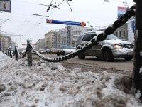Красноярцам рассказали о постновогодней ситуации на дорогах
