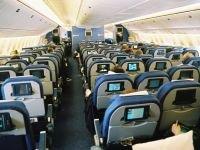 Красноярская пенсионерка заплатила 1 тыс. руб. за дебош на борту самолета