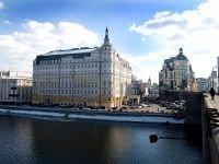 """СМИ: пятизвездочный отель """"Балчуг Кемпински"""" выставлен на продажу за $260 млн"""