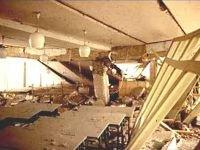 За строителей, проломивших крышу, ответит управляющая компания