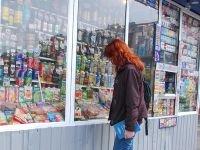 Владельцев незаконных ларьков обяжут заплатить от 500 до 100 000 рублей