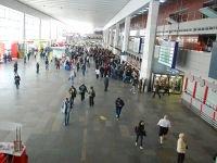 Милиционеры на Курском вокзале похитили 5-месячного ребенка
