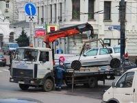 Красноярским эвакуаторщикам объявят аукцион
