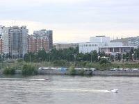 Власти Красноярска уберут летнее кафе на набережной через суд