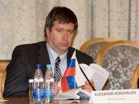 Александр Коновалов возглавил новую юркомиссию в правительстве