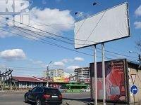 Из центра Красноярска исчезнут крупноформатные рекламные щиты