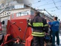 В Хакасии объекты частного бизнеса горят в соответствии с законом