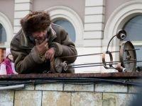 В Венгрии бездомным запретили ночевать на улицах