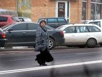 Женщина, переходившая дорогу в неположенном месте, встретит Новый год в спецприемнике