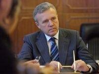 Александр Усс назначен врио губернатора Красноярского края