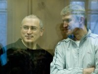 Ходорковский и Лебедев подали в суд ходатайство об УДО