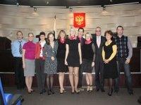Команда Арбитражного суда края победила в юридическом КВНе