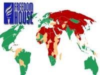 Правозащитники: мир стал менее свободным в 20007 году