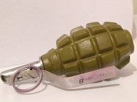 Попытка продать гранату заканчилась для жителя Ачинска уголовным сроком