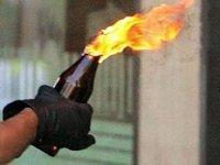 Ищут злоумышленников, забросавших здание управления СКР бутылками с зажигательной смесью