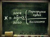 Судебное уравнение с двумя переменными - нагрузкой и волокитой