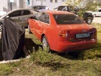 Прокуратура требует снести стоянку в Ленинском районе Красноярска