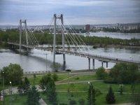 Мостостроителям придется отвечать за загрязнение Енисея