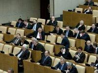 Депутатам предложили завести счетчики исполненных предвыборных обещаний