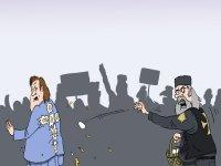 ЕСПЧ вместо реформ требует у Европы денег, иск священника к патриарху и другие события