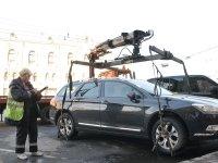 """В Москве разрешили срывать """"маскировку"""" с закрытых номеров автомобилей"""