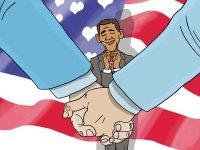 Обама - за легализацию однополых браков, Госдума - против ООН и КПРФ, а также другие события