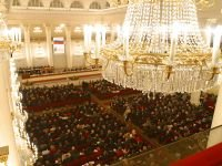 Делегатов Съезда судей призвали к праведности