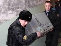 Приставы арестовали все офисное имущество коллекторского агентства за долг в 200000 руб.