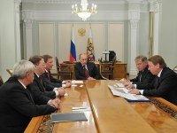Кремль обещает перевезти ВС и ВАС в Санкт-Петербург за 2-2,5 года