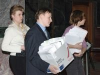 Адвокаты Санкт-Петербурга готовятся к обыскам