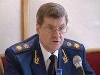Чайка: прокуратура должна получить право санкционировать аресты
