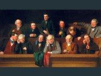 Судебный процесс в живописи XIX-XX вв. — фото 7