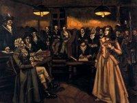 Судебный процесс в живописи XIX-XX вв. — фото 9
