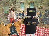 Судебный процесс в живописи XIX-XX вв. — фото 12