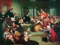 Судебный процесс в живописи XIX-XX вв. — фото 5