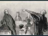 Судебный процесс в живописи XIX-XX вв. — фото 4