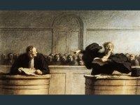 Судебный процесс в живописи XIX-XX вв. — фото 3