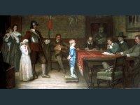 Судебный процесс в живописи XIX-XX вв. — фото 8