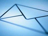 Электронное письмо с важными документами