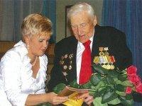 Георгий Тихонов и председатель Зареченского горсуда Пензенской области Марина Рыжова.