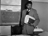 Мандела: юрист, узник, законодатель
