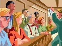 """""""Немногие готовы решать судьбу человека"""": зампред петербургского горсуда об институте присяжных"""