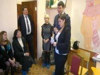 Красноярские юристы оказали помощь социальному центру в Железногорске