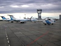 Грузчика и водителя наказали за ДТП с самолетом в абаканском аэропорту